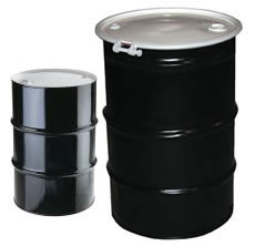 Black Close Top Drums